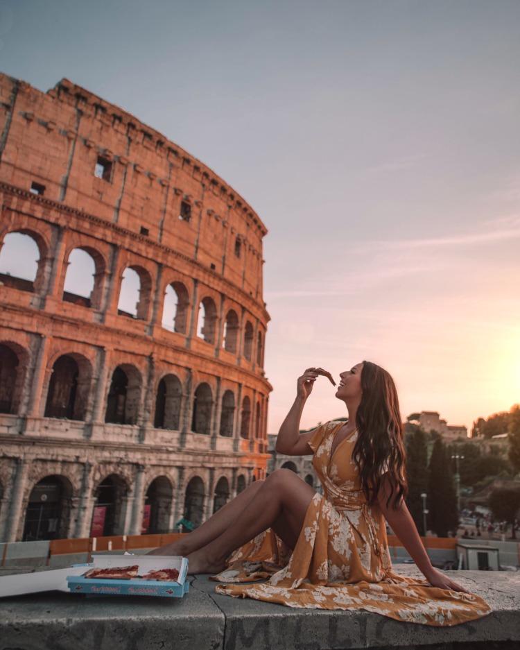 ROME- colloseum