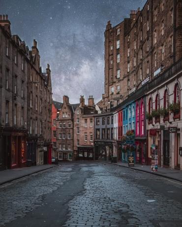 Edinburgh Night 2