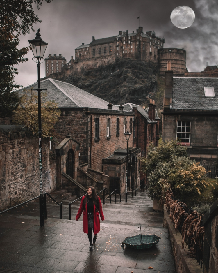 Vennel View Edinburgh